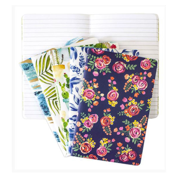 Image For Bloom Mini Notebook Set