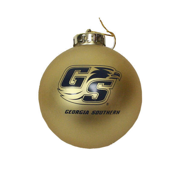"Image For 3"" Gold Ornament w/Secondary Logo"