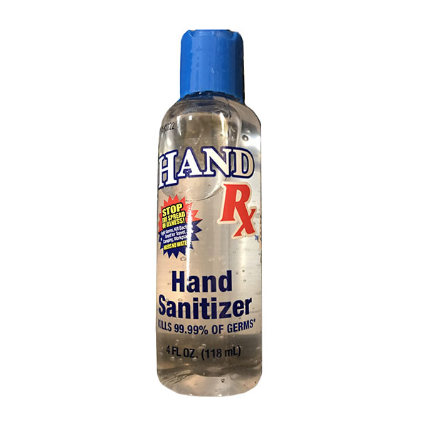 Image For Hand sanitizer 4 oz