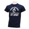 Cover Image for Gray 6 Feet Apart T-Shirt w/GASO/ GUS