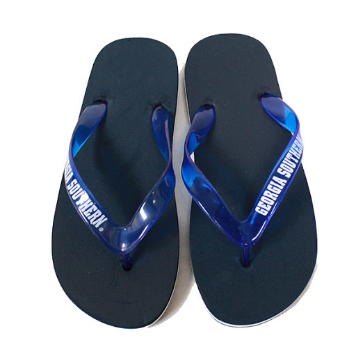Image For Navy  GASO Flip Flops