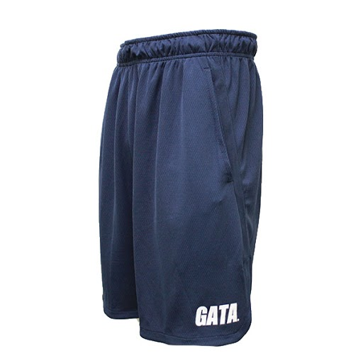 Image For Nike Navy Jersey Shorts w/GATA