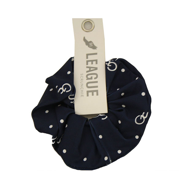 Image For League Navy GS Scrunchie