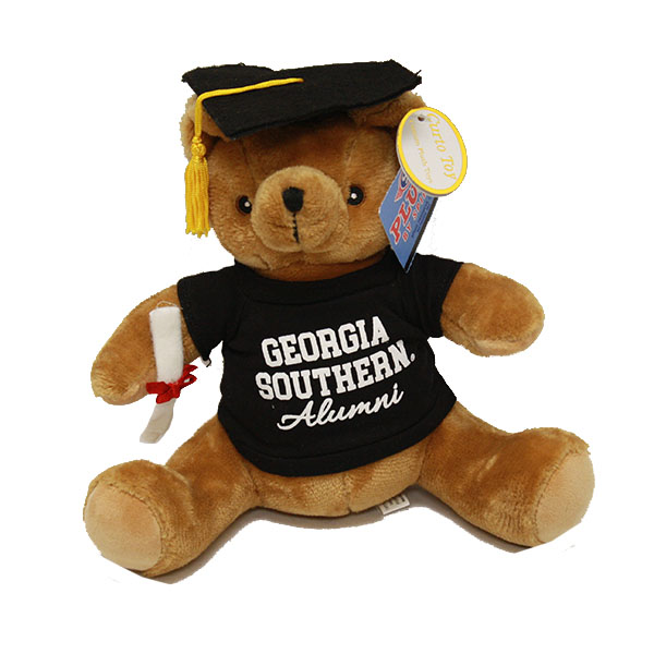"Image For 6"" Georgia Southern Alumni Bear"