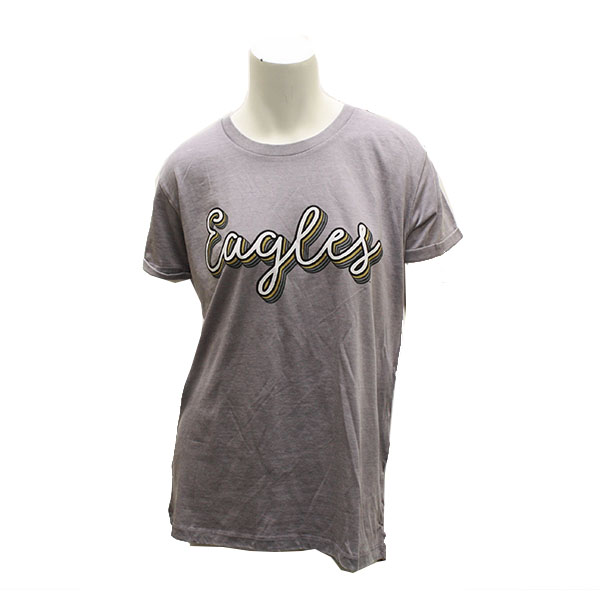 Image For Gray Ladies Eagles T-Shirt