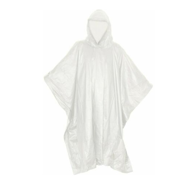 Cover Image For Kaso Clear Rain Poncho