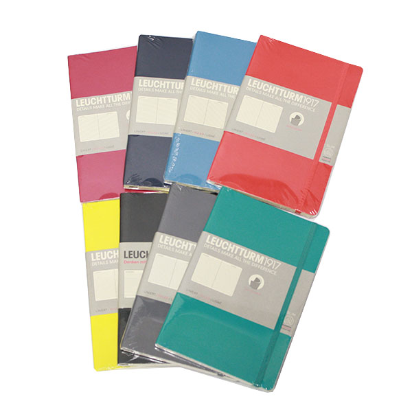 Image For Leuchttrum Mini SoftCover Notebooks