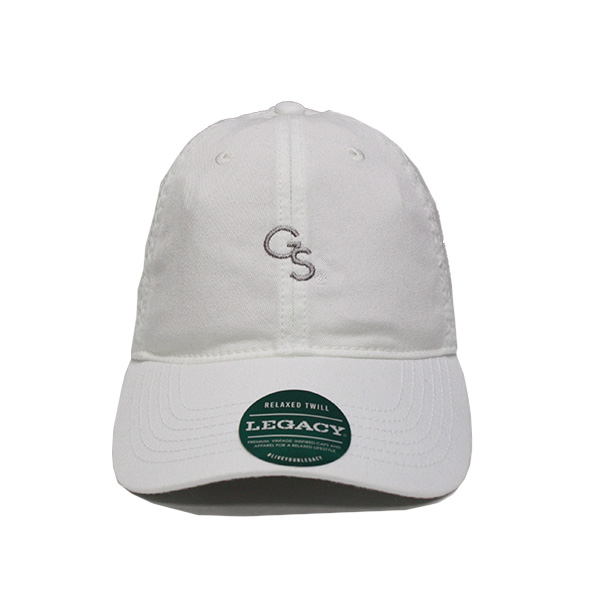 Image For Legacy White Cap w/GS