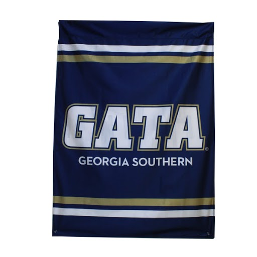 Cover Image For Navy House Banner w/GATA