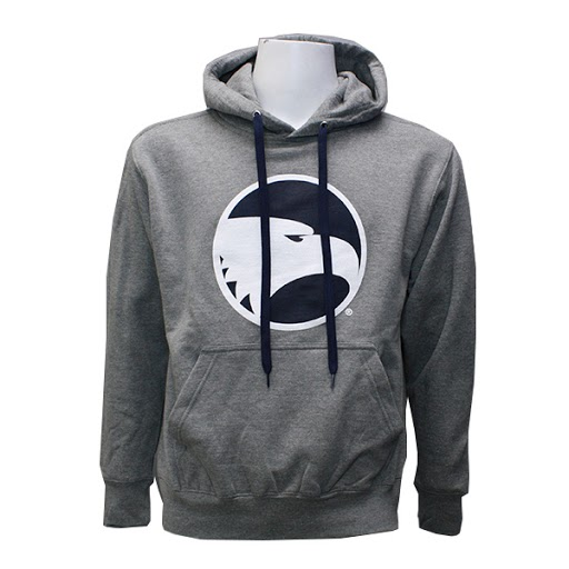 Image For MV Sport Graphite Hoodie w/ Academic logo