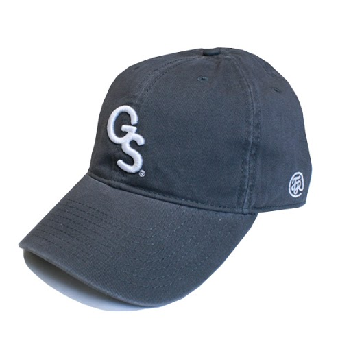 Image For Gray Cap w/Embroidered GS logo