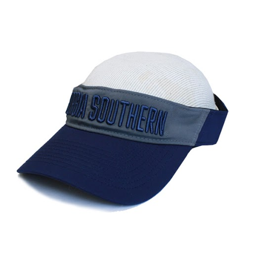 Image For Adidas Navy and Gray GASO Visor