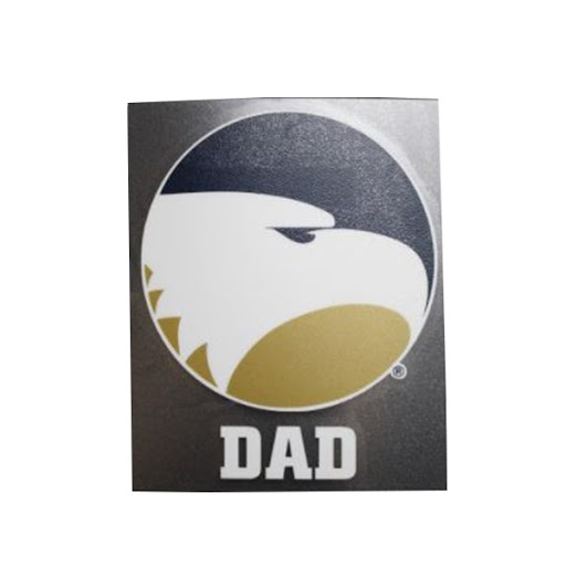 Image For Dad Decal w/ Academic logo