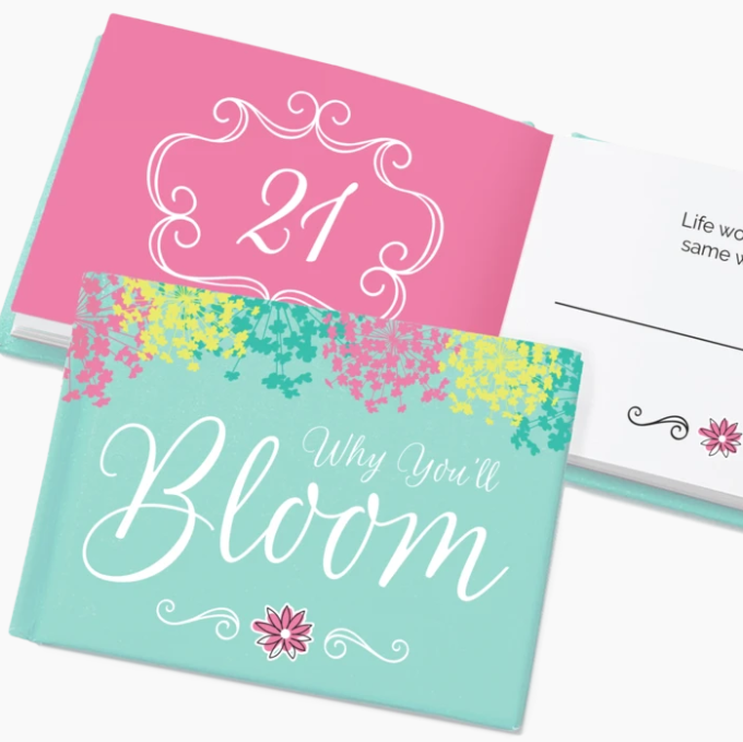 Image For Bloom Why You'll Bloom Gift Book