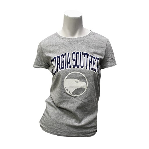 Image For Gray GASO T-Shirt w/Academic Logo